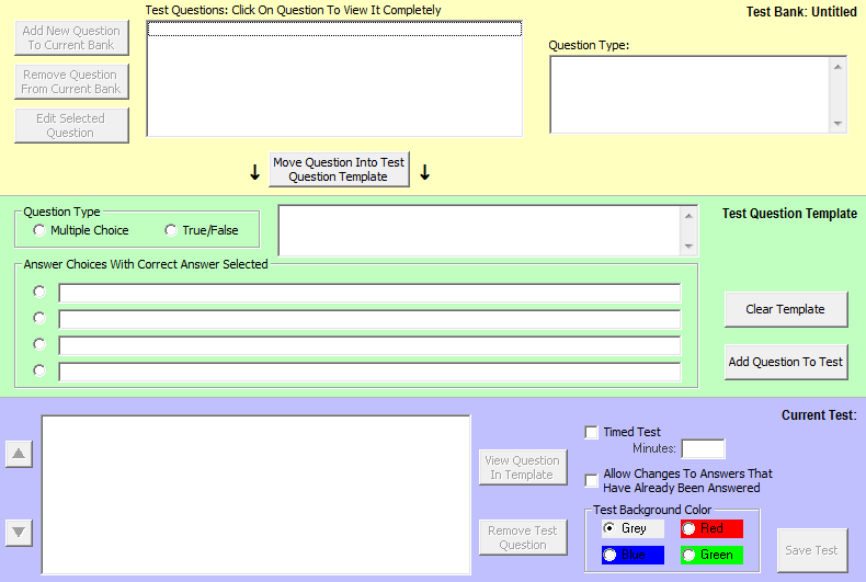Computer-based testing system