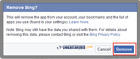 Disconnect apps you no longer use from your Facebook account