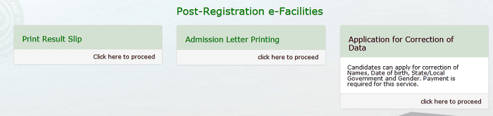 How to correct mistakes in JAMB direct entry or UTME registration