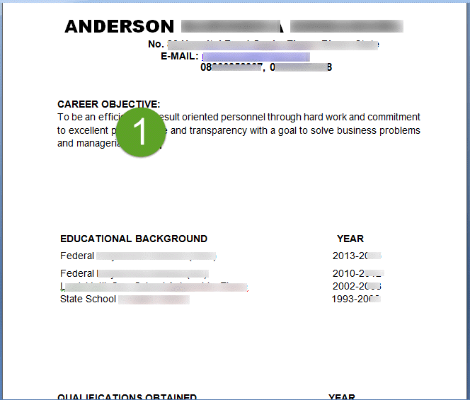 How to write an awesome curriculum vitae (CV)